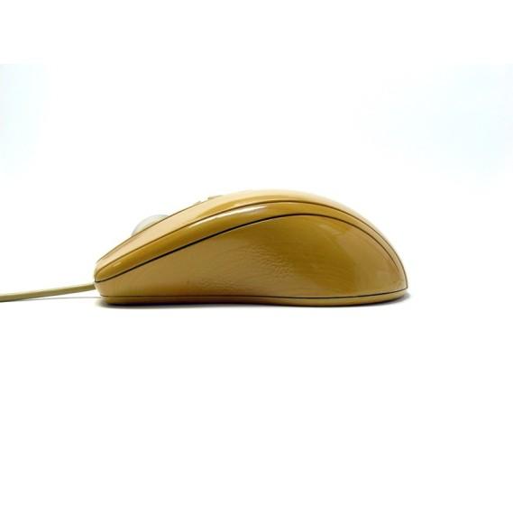 Ratón óptico Perixx 706. Mini. Wireless. Acero.