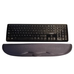 Reposamuñecas gel para teclado