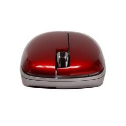 PERIMICE-210. Ratón Rojo metalizado. Vista Scroll