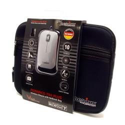 PERIMICE-704 Ratón wireless Negro.  Embalaje