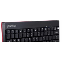 PERIDUO-712 Negro Piano. Wireless. Teclado detalle teclas función.