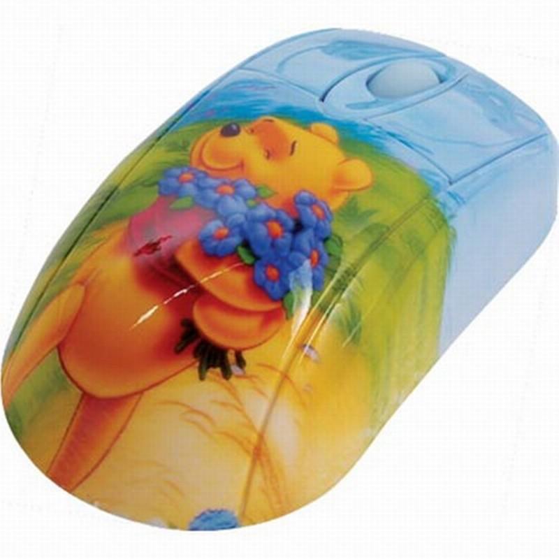 Ratón USB Disney. Winnie The Pooh