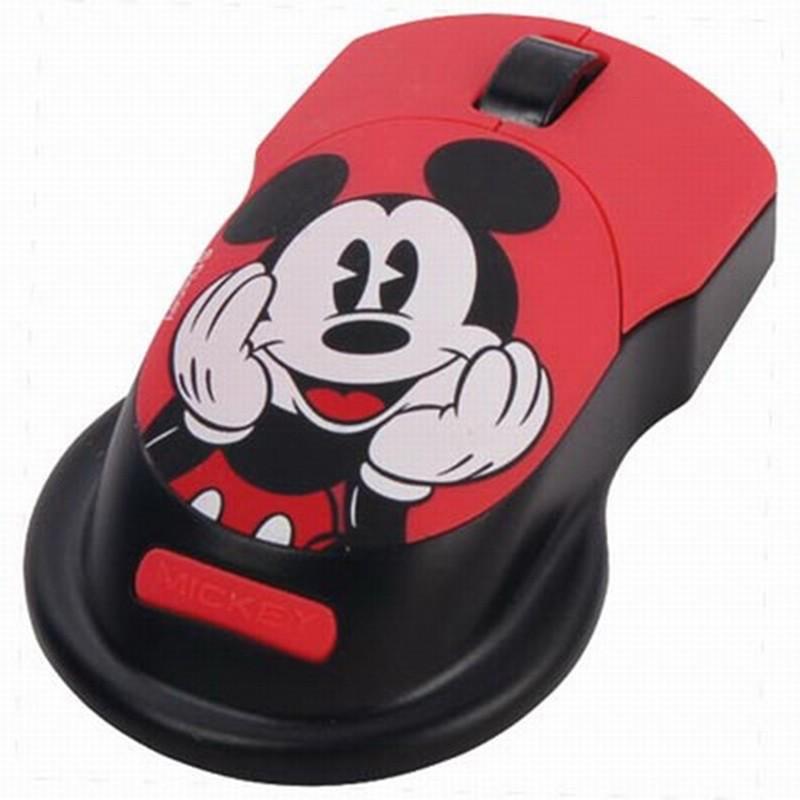 Ratón USB Disney. Mickey Mouse