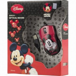 Ratón USB Disney. Mickey Mouse . Embalaje