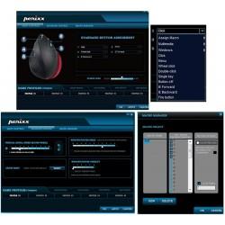 PERIMICE-518R. Software de programación
